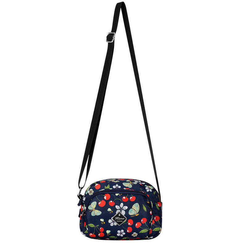 Multi Pocket Casual Purse | KAMO Crossbody Mini Bag | Messenger Bags - KAMODEAL