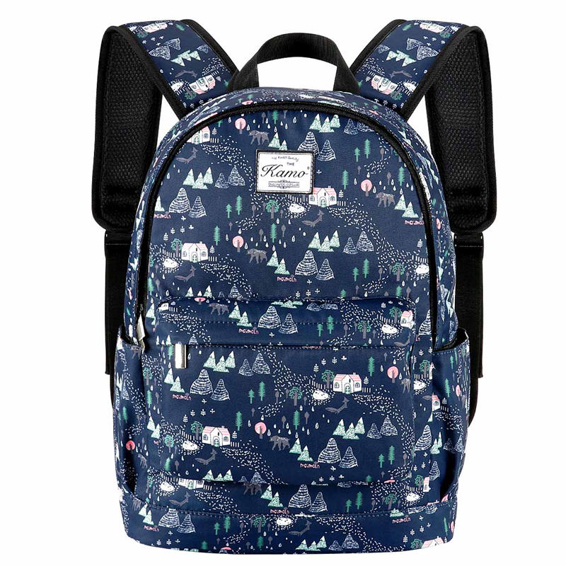 Waterproof Schoolbag | Lightweight Daypack | Traveling Backpack |KAMO - KAMO