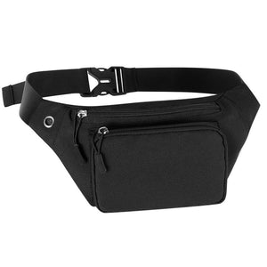 Women Anti-theft Fanny Pack | KAMO Waist Bag Sling Backpack | Crossbody Daypack - KAMO