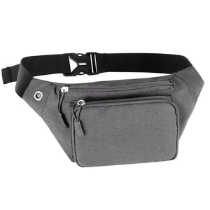 Women Anti-theft Fanny Pack | KAMO Waist Bag Sling Backpack | Crossbody Daypack - KAMODEAL