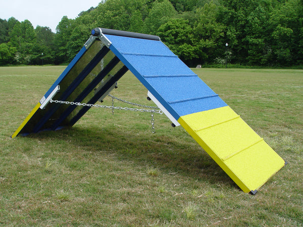 5' A-Frame with Rubber Surface - Dog Agility USA