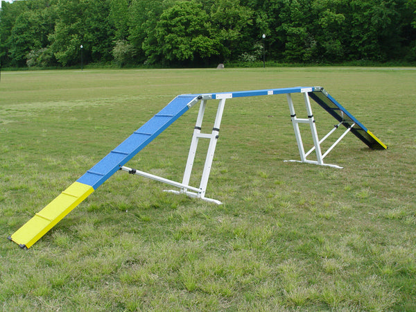 6' Dog Walk with Rubber Surface - Dog Agility USA