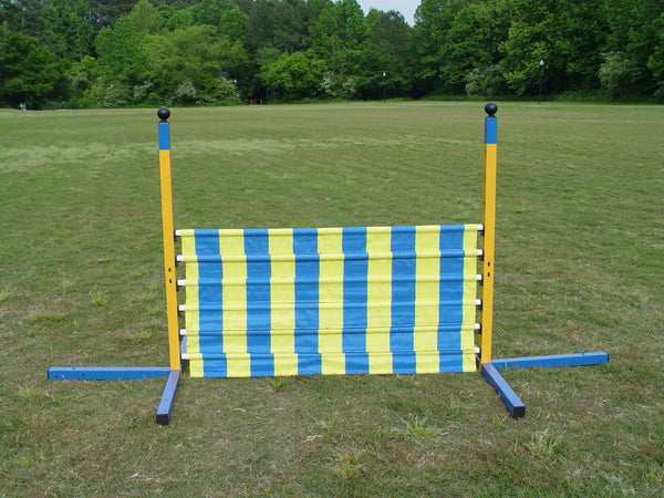 Panel Jump **NEW Design!** - Dog Agility USA