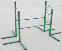 Double Bar Jump - Dog Agility USA