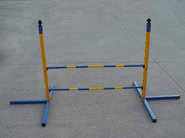 Single Bar Jump **NEW Design!** - Dog Agility USA