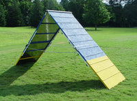 7' A-Frame with Rubber Surface - Dog Agility USA