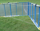 9' A-Frame with Rubber Surface - Dog Agility USA