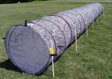 14' Tunnel with Stakes - Dog Agility USA