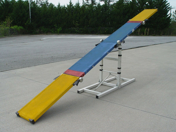 Gripper Top See-Saw - Dog Agility USA