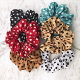 Spotty Scrunchie