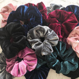 Thick Velvet Scrunchie