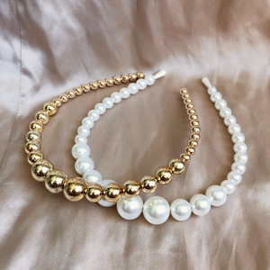 Pearl Headbands