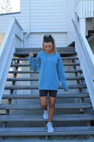 Personalised Sweater - Ice Blue