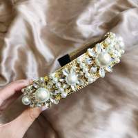 Pearl Jewelled Headband