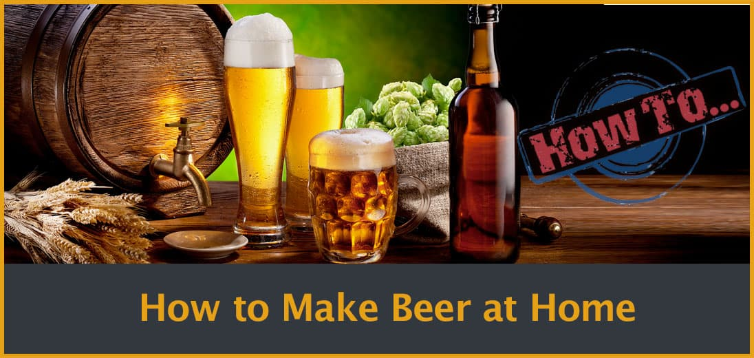 How To Brew Beer Kit