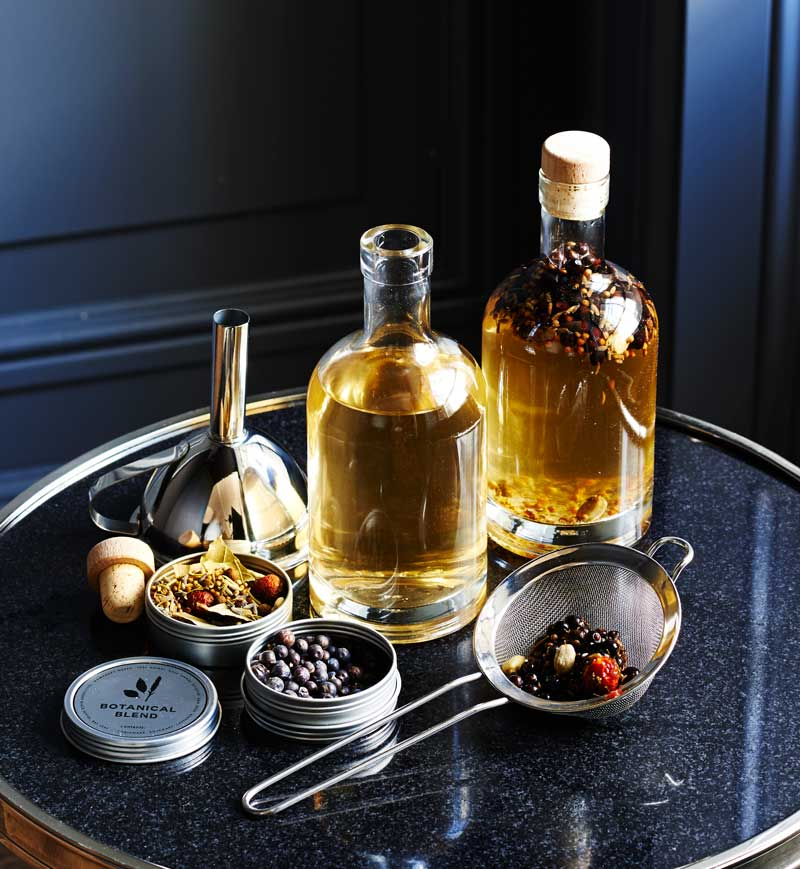 Spirit - Botanical Gin Ingredients & Kits
