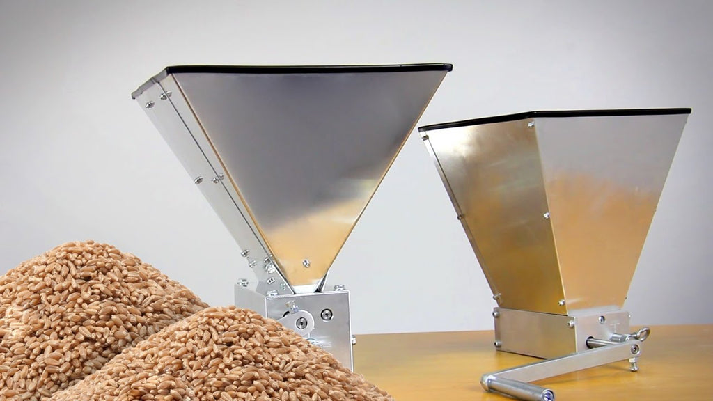 Beer - Grains Malted Barley (MILLED)