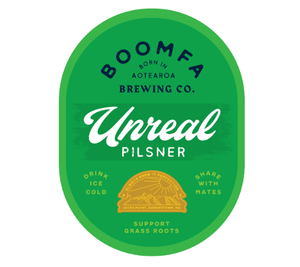WilliamsWarn Boomfa Pilsner (10L)