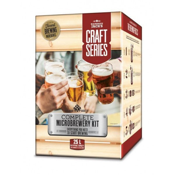Craft Series Microbrewey Starter Kit