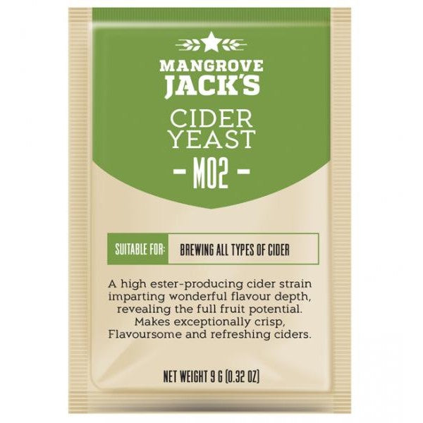 Craft Series Cider Yeast M02
