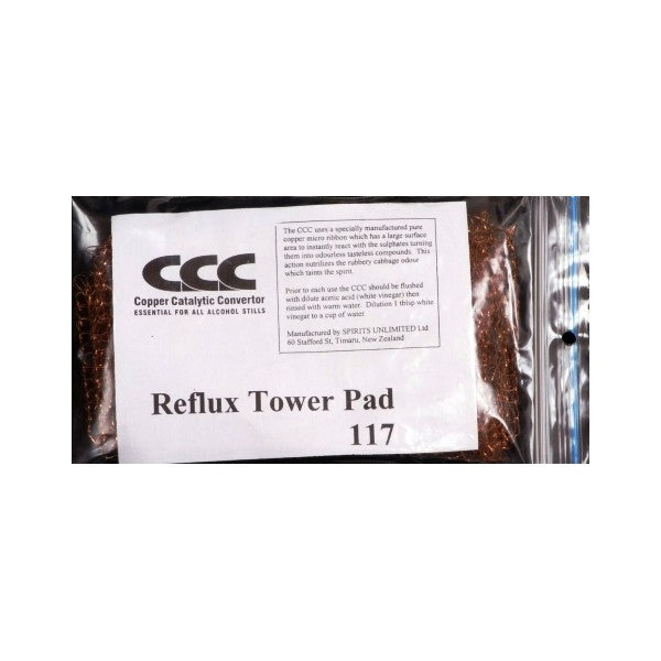 CCC Reflux Tower Pad