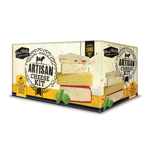 Artisan Cheese Kit (o/s from suppliers)