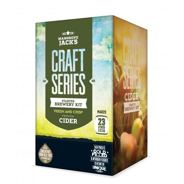 Mangrove Jacks Apple Cider Starter Set o/s supplier