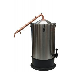 Copper Condenser Pot Still