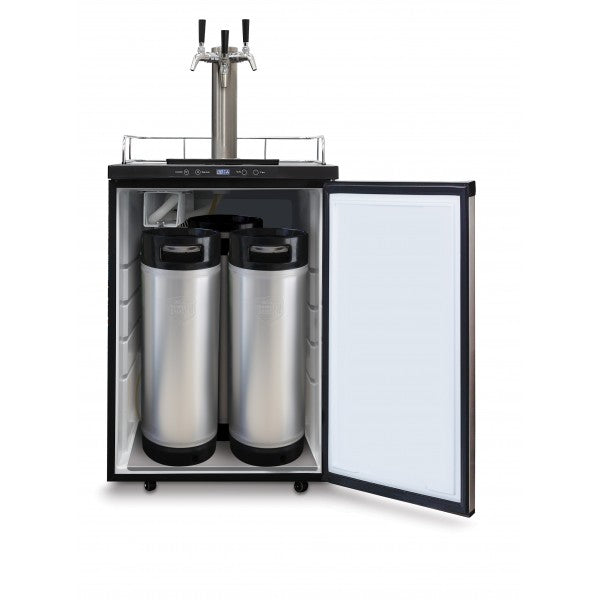 3 Tap Mangrove Jacks Kegerator (Pick Up Price)