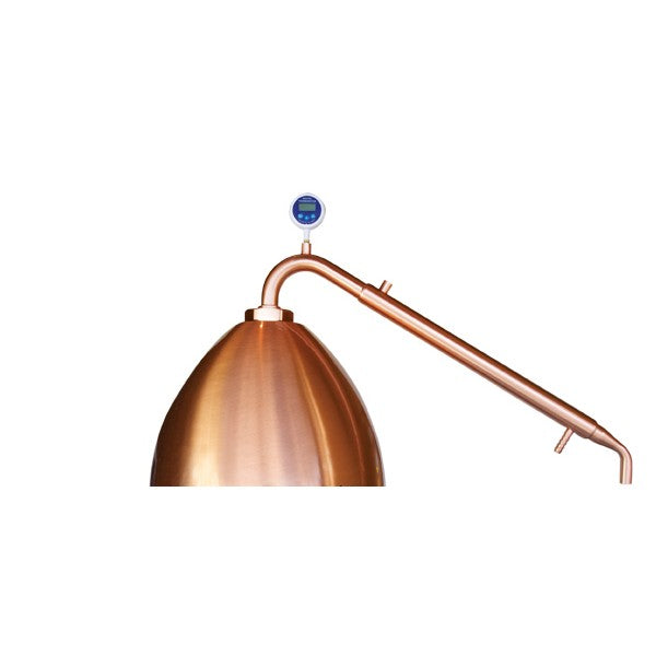 Alembic Dome and Pot Condenser