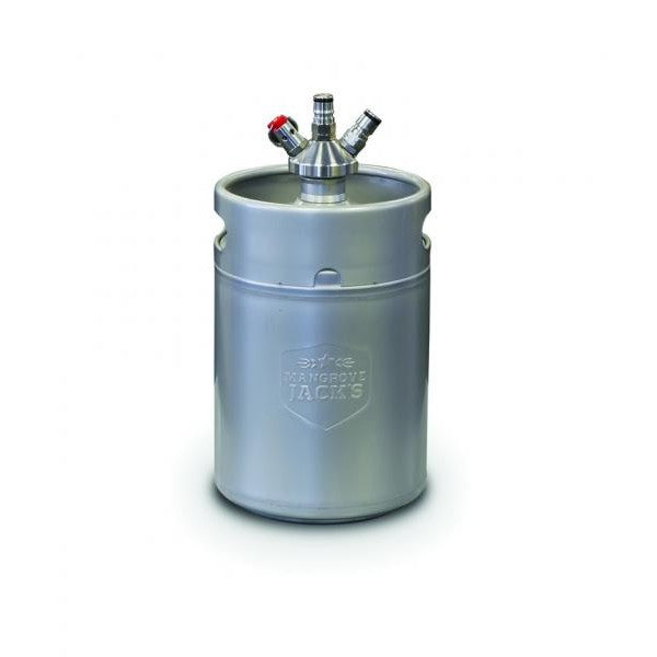 Mangrove Jacks 5 Litre Mini Keg Kit