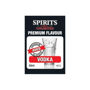 Premium Aged Vodka -new
