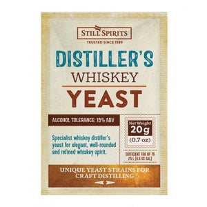 Whiskey Distillers Yeast