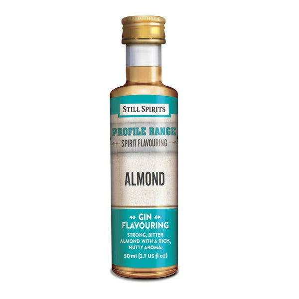 Almond Gin Profile