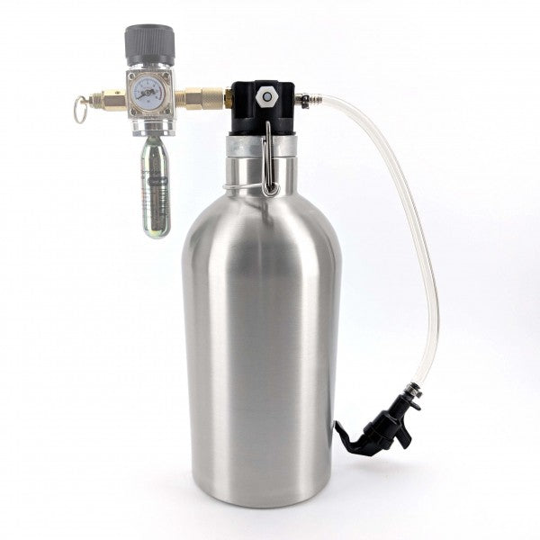 Beer Growler Draft Kit - Mini Tapping Head