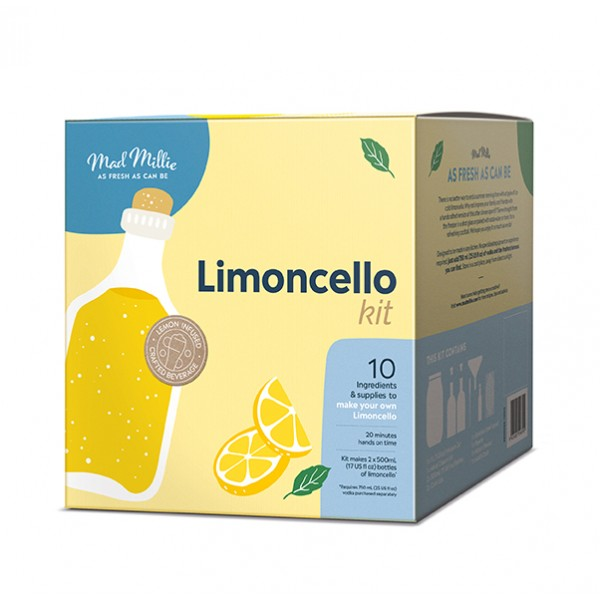 Limoncello Kit