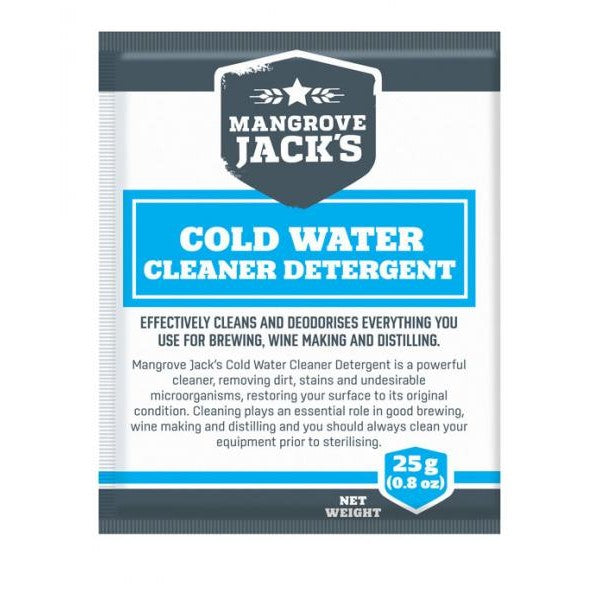 MJ ECD Cold Water Cleaner