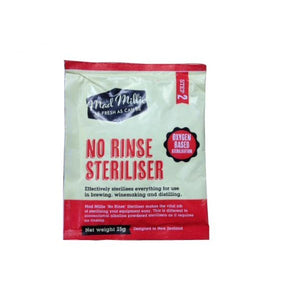 MJ No Rinse Sanitiser (Steriliser)