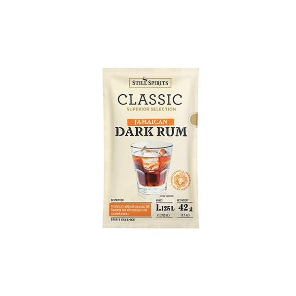 Classic Jamaican Dark Rum (o/s from suppliers)
