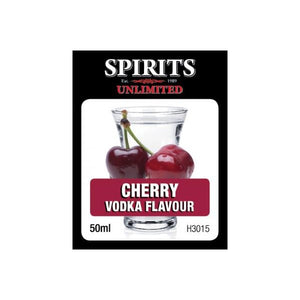 Spirits Unlimited Cherry Vodka Flavour