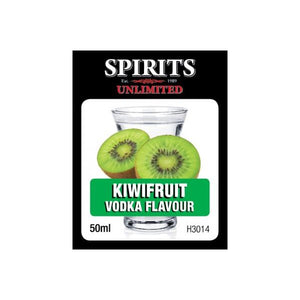 Spirits Unlimited Fruit Vodka Kiwifruit