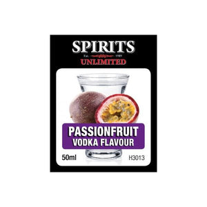 Spirits Unlimited Passionfruit Vodka