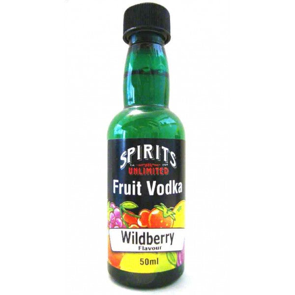 Spirits Unlimited  Fruit Vodka Wildberry