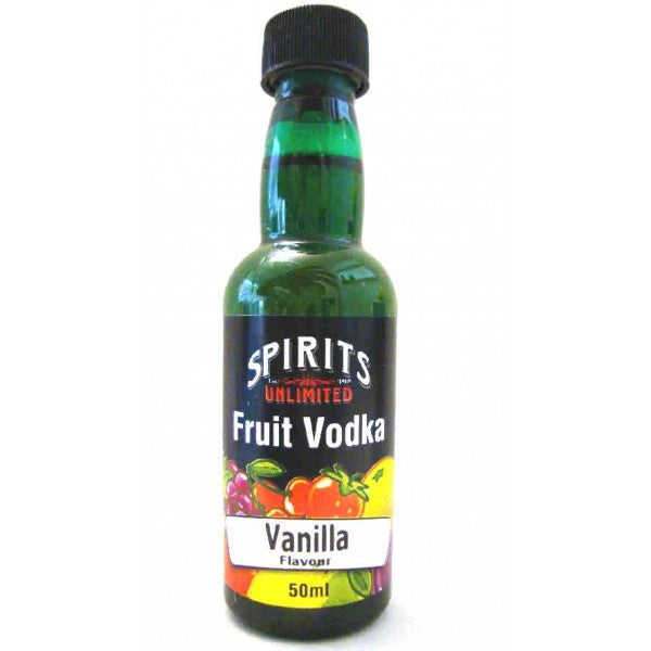 Spirits Unlimited Fruit Vodka Vanilla