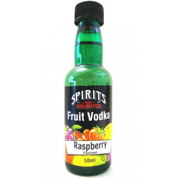 Spirits Unlimited Fruit Vodka Raspberry