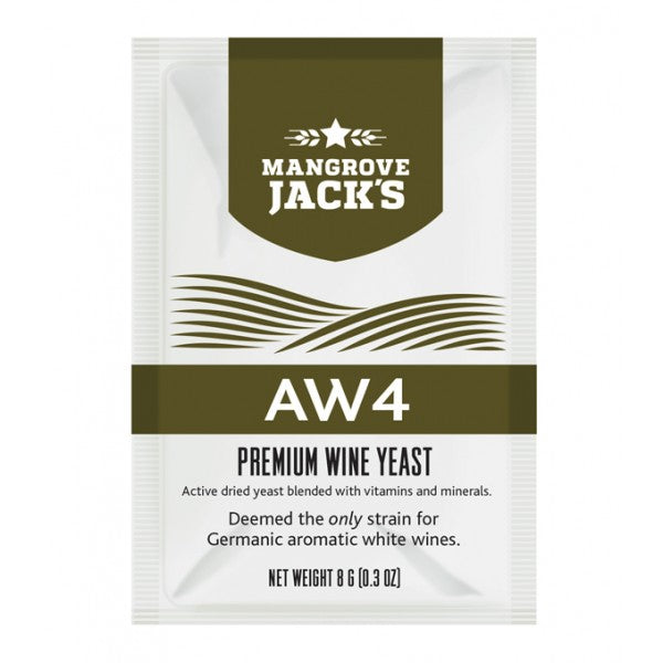 AW4 Wine Yeast o/s supplier