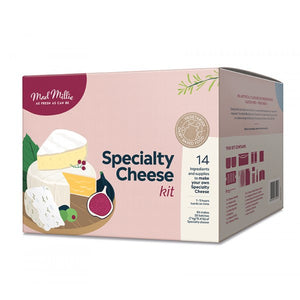Specialty Cheese Kit