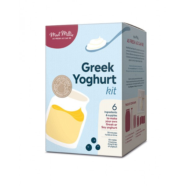 Greek Yoghurt Kit (dairy free)