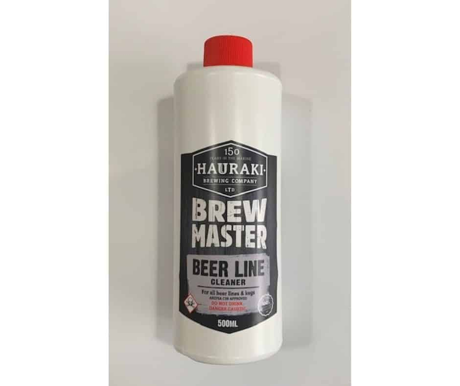 Brewmaster Beer Line Cleaner o/s supplier
