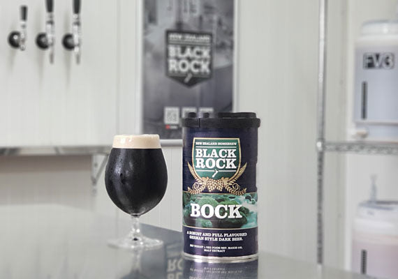 Black Rock Bock Beer